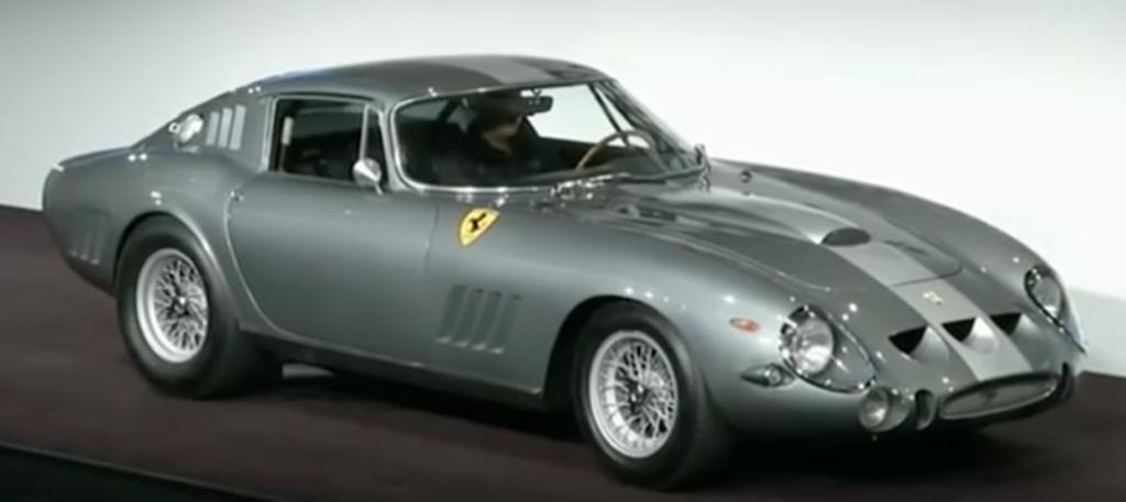 coche clasico Ferrari 275 gtb