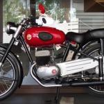 moto clasica montesa brio
