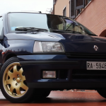 coche clasico renault clio williams