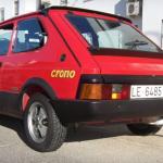 coche clasico seat fura crono