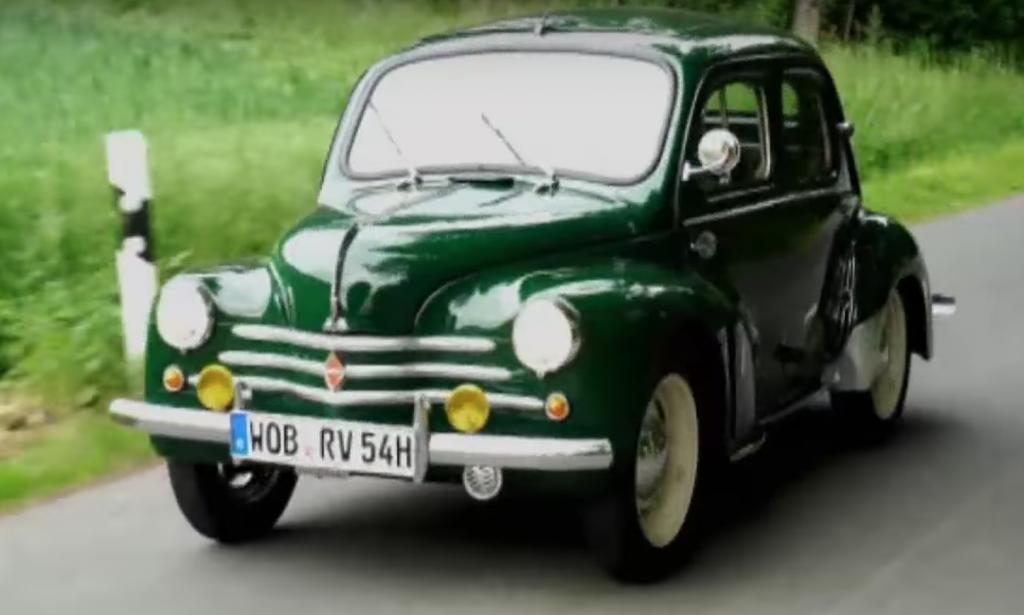 el coche clasico, renault 4:4