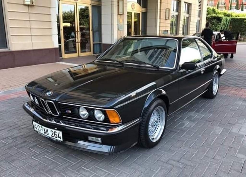 BMW 365 CSI, El Coche Clasico