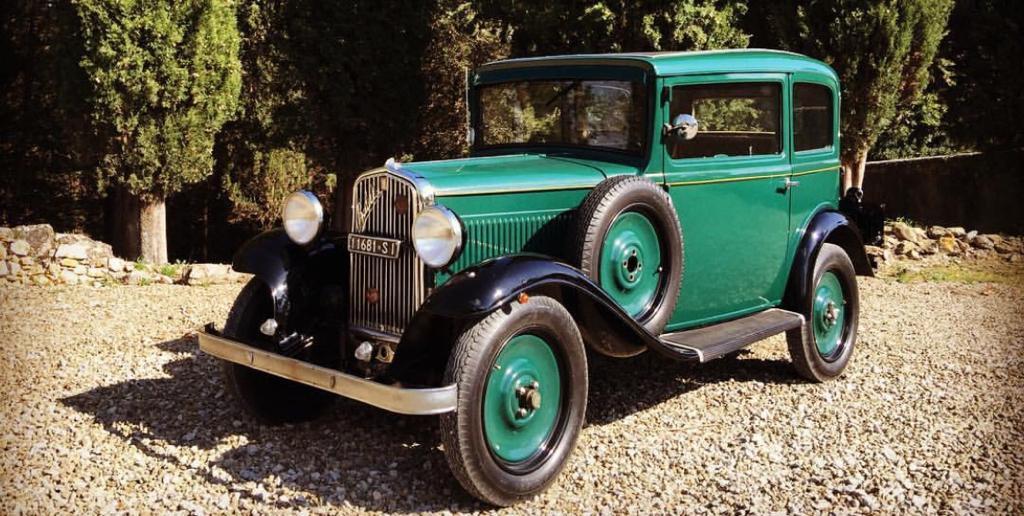 Balilla 508, el coche clasico