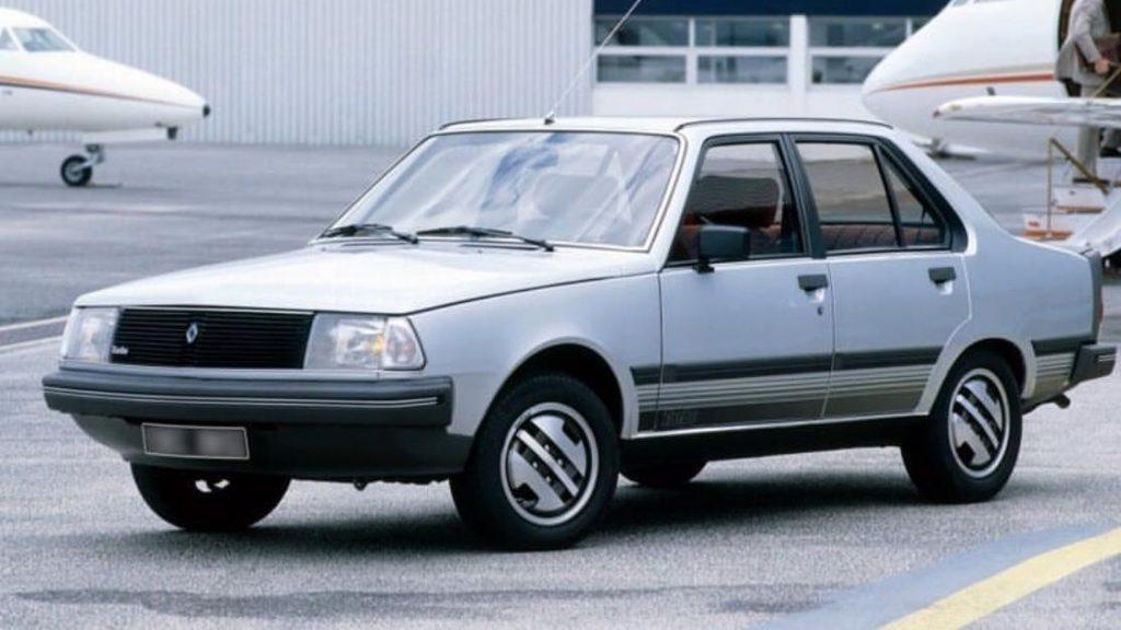 Renault 18 turbo, el coche clasico