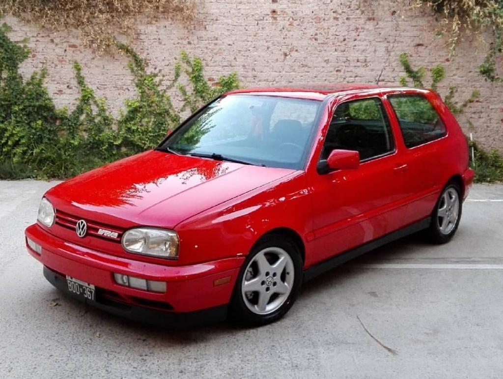 Golf mk3, el coche clasico