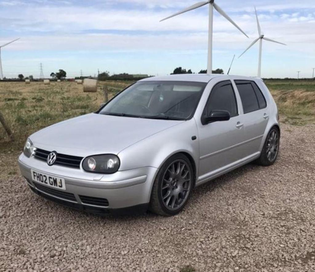 Golf mk4, el coche clasico