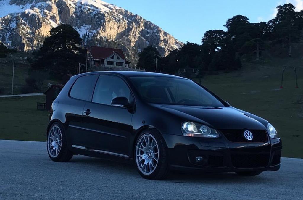 Golf mk5, el coche clasico